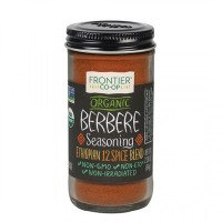 Frontier Natural Products Organic Berbere (1x2.3 Oz)
