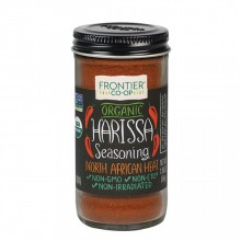 Frontier Natural Products Organic Harissa (1x1.9 Oz)