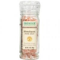 Frontier Natural Products Himilayan Pink Salt, Grinder (6x3.4 Oz)