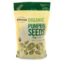 Woodstock Organic Pumpkin Seeds (8x11 Oz)