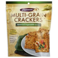 Crunchmaster Multi-Grain Roasted Vegetable Crackers (12x4.5 Oz)