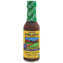 Arizona Peppers Chipotle Habenero Pepper Sauce (12x5 Oz)