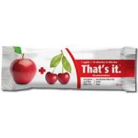 That's It Apple Cherry Fruit Bar (12x1.2 Oz)