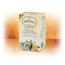 Twinings Herbal Camomile, Honey & Vanilla Tea (6x20 Bag)