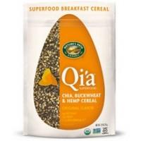 Nature's Path Qi'a Superfood Original Flavor Chia, Buckwheat & Hemp Cereal (10x7.94 Oz)