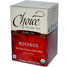Choice Organic Teas Rooibos Tea (6x16 Bag)