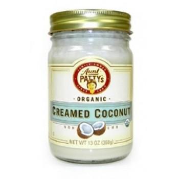 Aunt Patty`s Creamed Coconut (6x13 OZ)