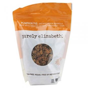 Purely Elizabeth Pumpkin Fig Ancient Grain Granola Cereal (6x12.5 Oz)