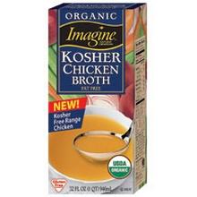 Imagine Foods Chicken, Kosher (12x32 Oz)