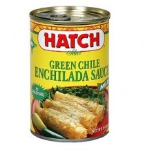Hatch Farms Green Chile Mild Enchilada Sauce (12x15 Oz)