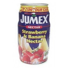 Jumex Strawberry Banana Nectar (24x11.3 Oz)
