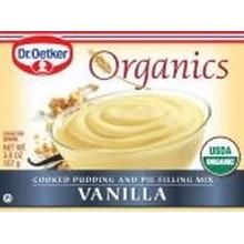 Dr. Oetker Non Instant Vanilla Pudding (12x3.8 Oz)