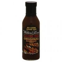 Walden Farms Calorie Free Original BBQ Sauce (6x12 Oz)