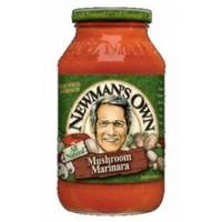 Newman's Own Marinara with Mushrooms Pasta Sauce (12x24 Oz)