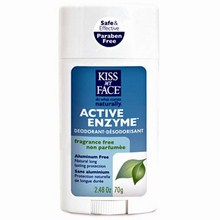 Kiss My Face Active Life Sport Deodorant (2.48 Oz)