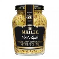 Maille Mustard Old Style Whole Grain Dijon (6x7.3 Oz)