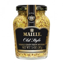 Maille Mustard Old Style Whole Grain Dijon (6x7.3 Oz)