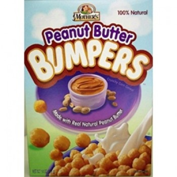 Mother's Peanut Butter Bumpers Cereal (14x12.3 Oz)