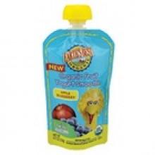 Earth's Best Baby Foods Apple Blueberry Juice (2x6x4.2 Oz)