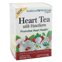Traditional Medicinals Heart w/Hawthorn (6x16 Bag)