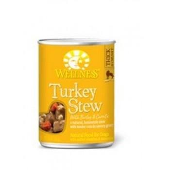 Wellness Turkey Stew with Barley & Carrots (12x12.5 Oz)
