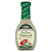 Maple Grove Fat Free Poppyseed Salad Dressing (12x8 Oz)