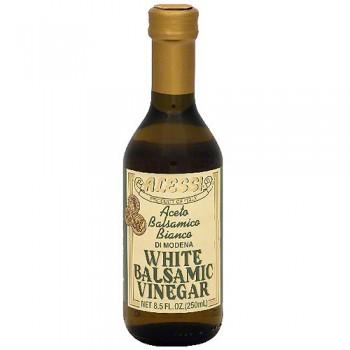 Alessi Vinegar White Balsamic Vinegar (6x8.5 Oz)