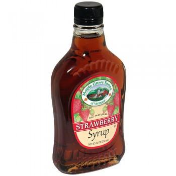 Maple Grove Strawberry Syrup (12x8.5 Oz)