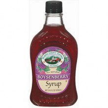 Maple Grove Boysenberry Syrup (12x8.5 Oz)