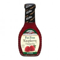 Maple Grove Fat Free Raspberry Vinaigrette Salad Dressing (12x8 Oz)