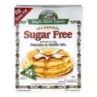 Maple Grove Sugar Free Pancake & Waffle Mix (8x8.5 Oz)