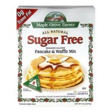 Maple Grove Sugar Free Pancake & Waffle Mix (8x8.5 Oz)