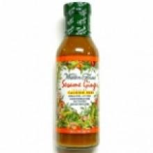 Walden Farms Sesame Ginger Salad Dressing (6x12 Oz)