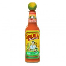 Cholula Chile Lime Hot Sauce (12x5 Oz)