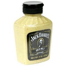 Jack Daniels Old No. 7 Mustard (6x9 Oz)