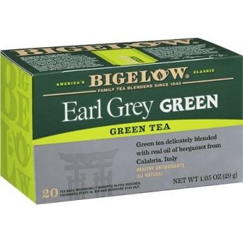 Bigelow Earl Grey Green Tea (6x20 EA)