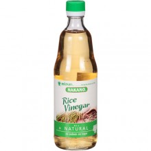 Nakano Natural Rice Vinegar (6x12 Oz)
