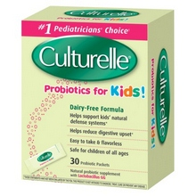 Culturelle Probiotic Chewables For Kids (30 TAB)