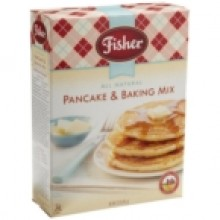 Fisher Pancake & Baking Mix (6x32 Oz)
