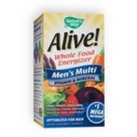 Nature's Way Alive! Mens Multi Vitamin (60 TAB)