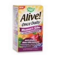 Nature's Way Alive! Womens 50+ Multi Vitamin (60 TAB)