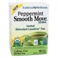 Traditional Medicinals Peppermint Smooth Move (6x16 Bag)