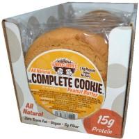 Lenny & Larry's Peanut Butter Complete Cookie (12x4 Oz)