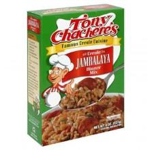 Tony Chachere's Jambalaya Mix (12x8 Oz)