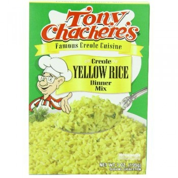 Tony Chachere's Yellow Rice Mix (12x7 Oz)